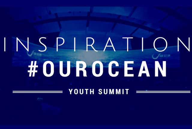 Inspiration from Our Ocean Conference & Youth Summit