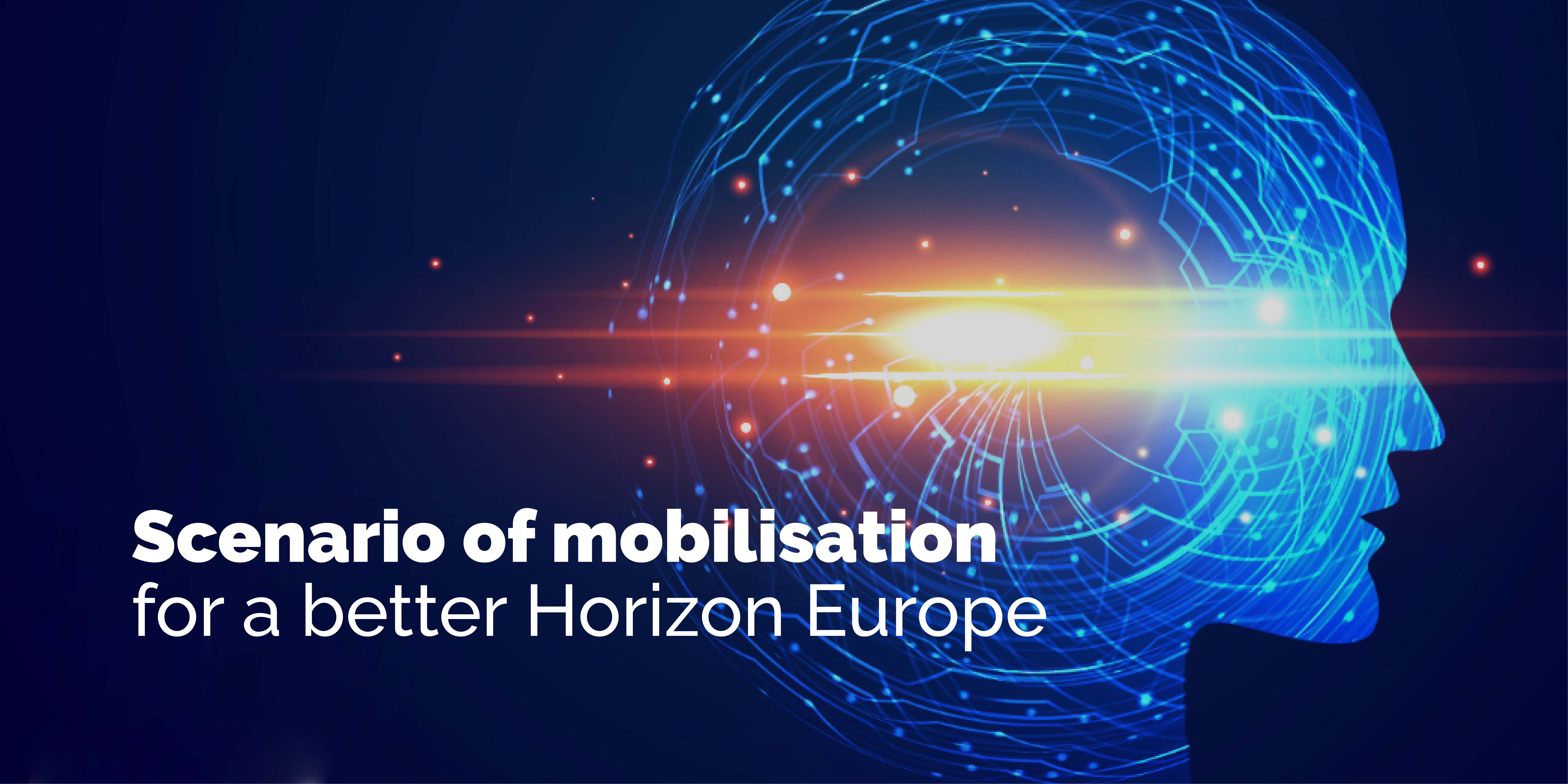 Scenario of mobilisation for a better Horizon Europe