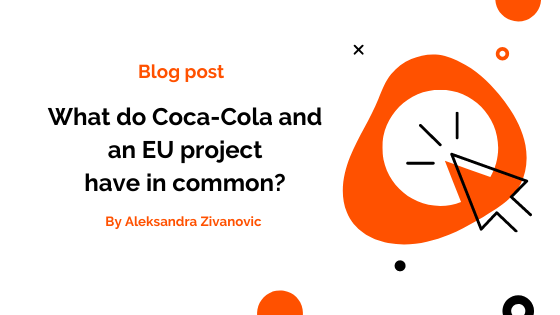 What do Coca-Cola and an EU project have in common?