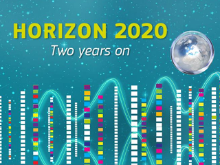 Two years into Horizon 2020: trends, novelties and stats