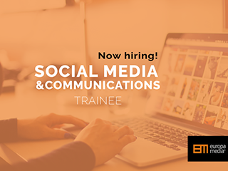 Social Media and Communication Internship
