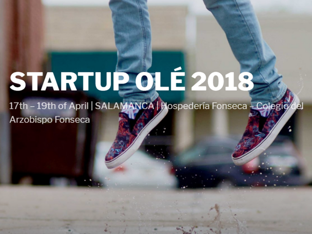 Startup Olé 2018 promotes entrepreneurship in Central and Eastern Europe