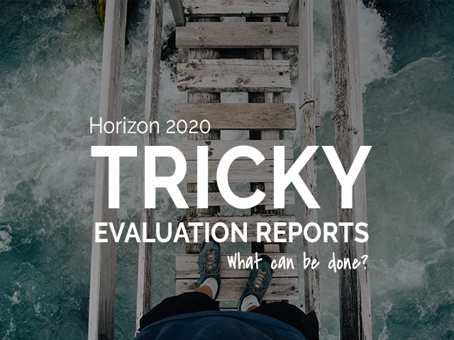The trickiest H2020 evaluations we have received so far!